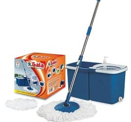 Gala Twin Bucket Spin Mop