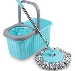 Smile Mom Spin Mop